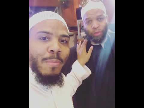 Mutah Beale spending time with American brothers in Saudi Arabia