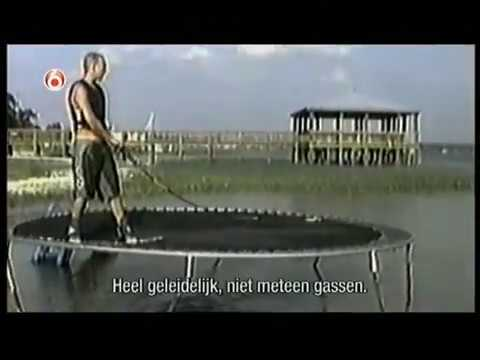 Trampoline Diggers – Funny Home Videos