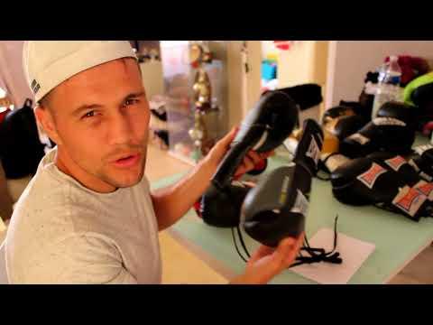 L'importance des choix de gants en boxe anglaise