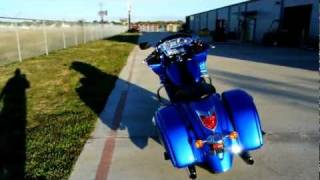 4. Overview and Review: Kawasaki Vulcan 1700 Vaquero in Candy Plasma Blue