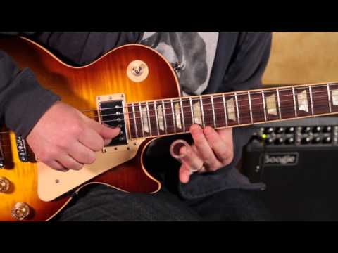 Allman Brothers – Statesboro Blues Style Licks Duane Allman Guitar Lesson and Derek Trucks Inspired