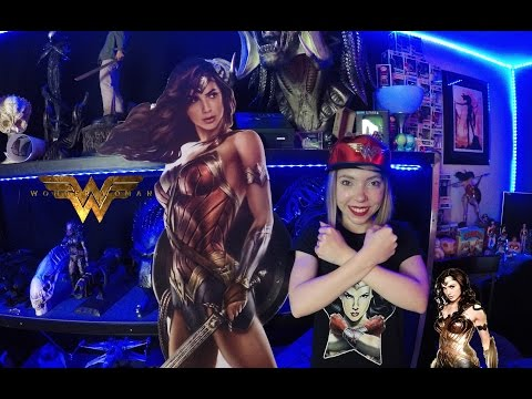 Wonder Woman Official Trailers #1 - 3 (2017) REACTIONS! | Guru Reviews