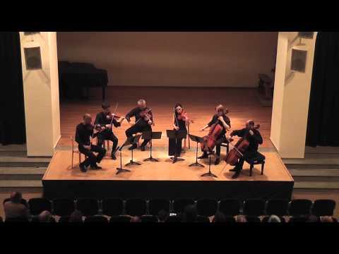Johannes Brahms - String Sextet op.18 - 3, 4