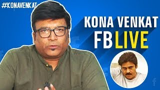 Video Kona Venkat about Pawan Kalyan & Mahesh Kathi Controversy | Kona Venkat Facebook LIVE MP3, 3GP, MP4, WEBM, AVI, FLV Januari 2018