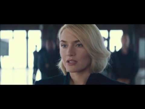 Divergent Tris' Fear Simulation Test