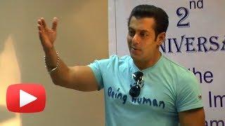 Salman Khan Takes A Dig At Bollywood Critics
