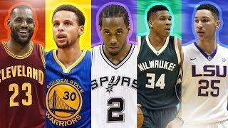 TOP NBA PLAYER BY DRAFT CLASS