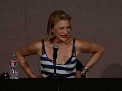 Katee Sackhoff - Katee Sackhoff discusses her role as Kara