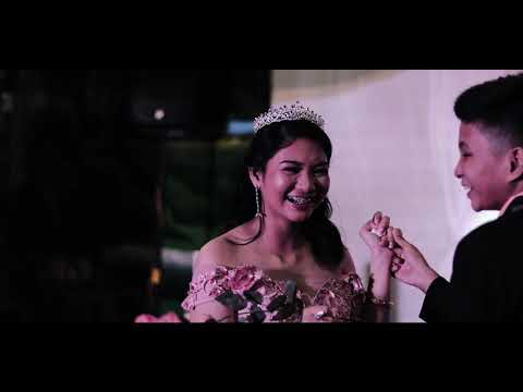 Debutant got surprised by her OFW father on her party