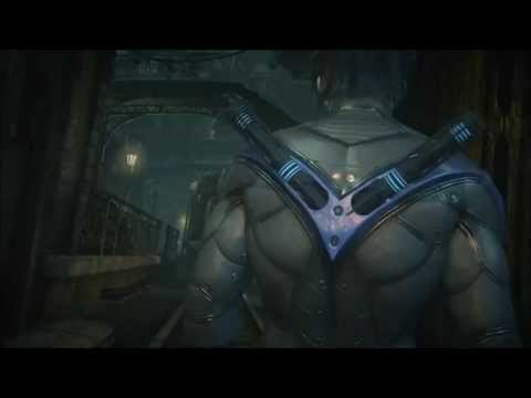 "Batman Arkham City Music Video - ""Hero (Remix)"""