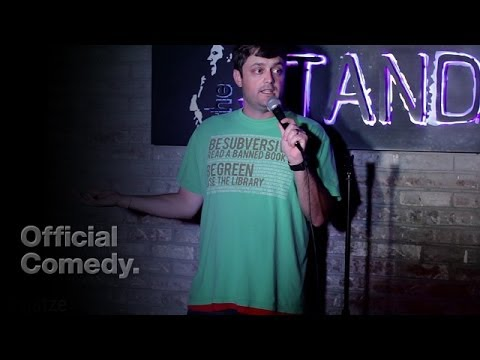 Community College - Nate Bargatze - Official Comedy Stand Up