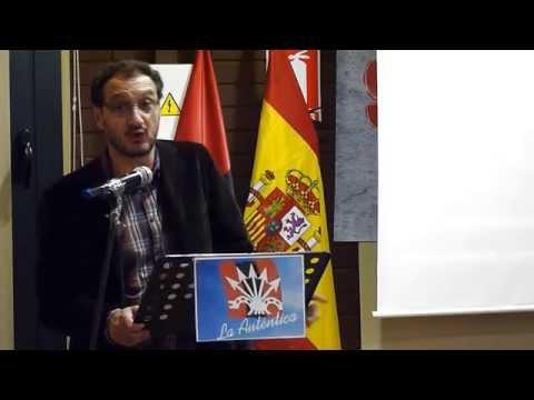 Presentación del Acto Cultural de FA: Las últimas horas de José Antonio