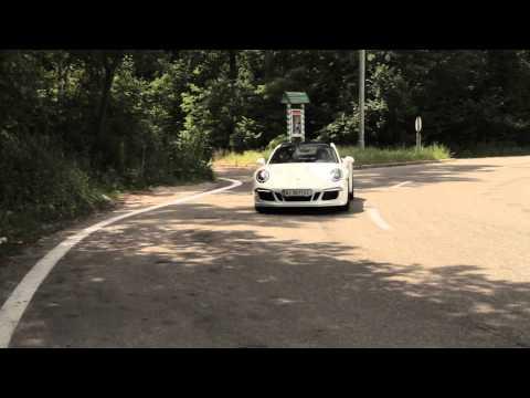 Porsche 911 Carrera 4 GTS. Видеообзор от ТопЖыр