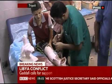 Dr. Ahmed Shalabi's interview with BBC News