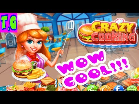 Crazy Cooking - Star Chef: Burger Master - The 2018 Best Kitchen Game.1080p