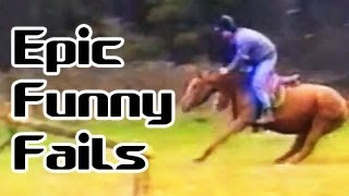 Epic Funny Fails Compilation: Best of August