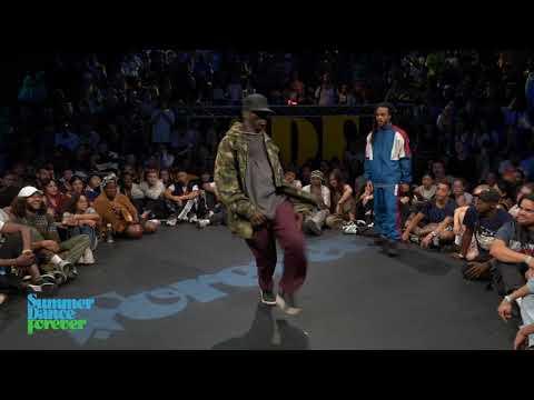 Joseph Go vs Alex the Cage FINAL Hiphop Forever - Summer Dance Forever 2019