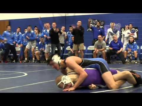 Brunswick High School 2013 Varsity Wrestling Team Highlight Video ...