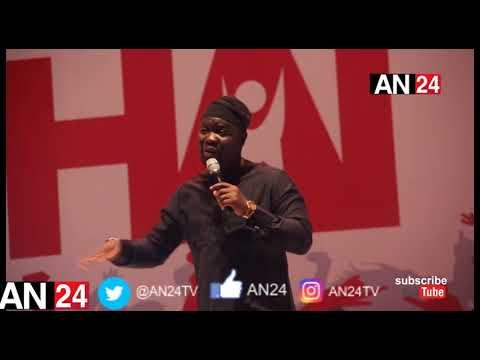 Seyi Law's Humour That Sends Ooni Of Ife Oba Ogunwusi Giggling