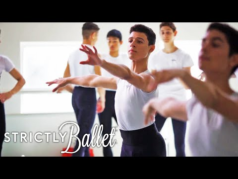 Finding Comfort Away from Home Through Performance | Strictly Ballet - Season 2, Episode 5