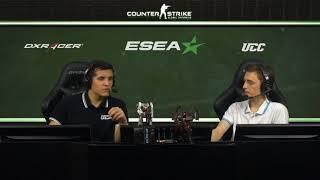 (RU) ESEA MDL Season 27 Europe || Movistar vs Sprout bo1 || by @Mr_Zais & @Norov_UCC