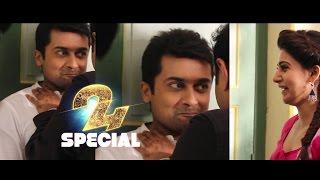 24 Special Promo - Suriya   Samantha