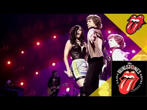 katy - The Rolling Stones and special guest Katy Perry perform 'Beast Of Burden' at the Las Vegas MGM Garden Arena. The song was voted for by fans through http://ww...