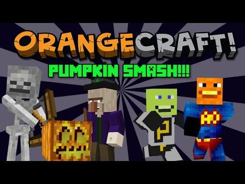 annoying - HEY! Watch Pear and I play best 2 out 3 in my all new ORIGINAL Minecraft Minigame Pumpkin Smash! ▻ CHECK OUT: http://bit.ly/GFPumpkinSmash ▻ ORANGECRAFT IP: mc.orangecraft.net SPLATTER...
