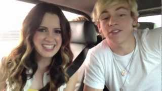 Ross Australia  city images : Ross Lynch and Laura Marano visit Australia on 22 Feb 2013