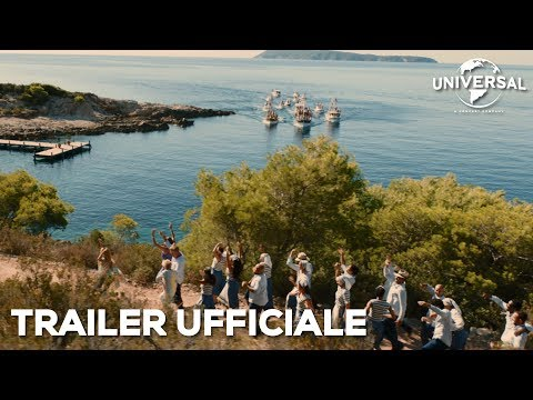 Preview Trailer Mamma Mia! Ci risiamo, primo trailer ufficiale italiano