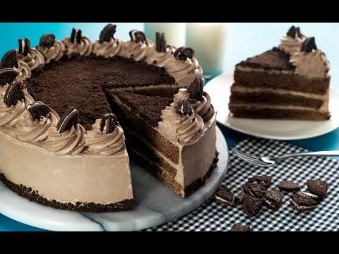 Rico Pastel de Oreo | Delicious Oreo Cake