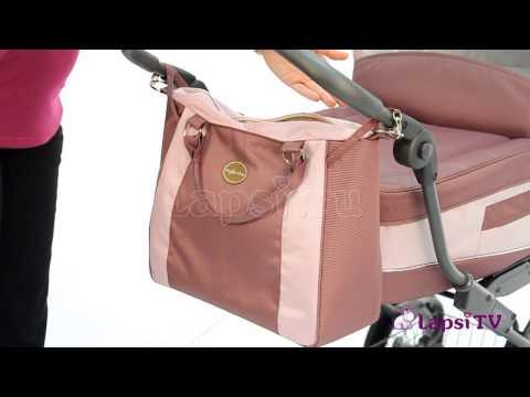 Люлька Inglesina VITTORIA с сумкой - Betulla