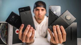 Video Smartphone Video Shootout: iPhone Xs Max vs. Pixel 3 XL vs. Samsung Note9 vs. RED Hydrogen MP3, 3GP, MP4, WEBM, AVI, FLV Juli 2019