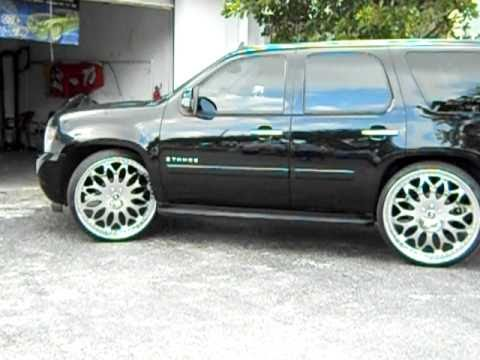 AceWhips.NET- Chevy Tahoe on 28