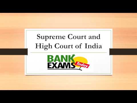 Video Supreme Court and High Court - SSC Polity Lecture download in MP3, 3GP, MP4, WEBM, AVI, FLV January 2017