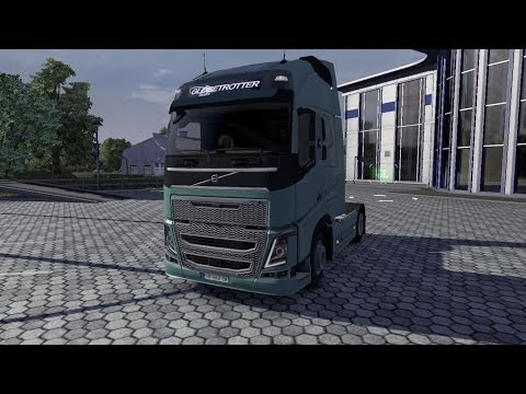 Louder Vanilla Volvo FH Interior Engine Sound Mod