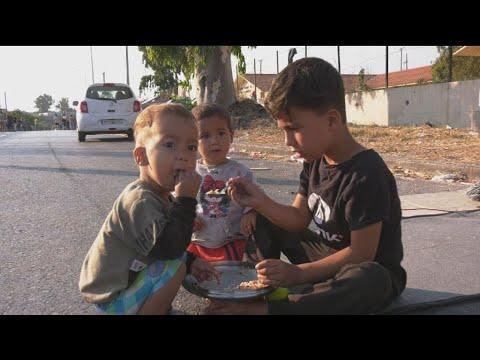 Μόρια : Συνεχίζεται το δράμα των προσφύγων