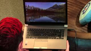 Toshiba Tecra Z40 Laptop Review