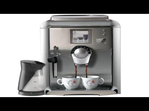 Gaggia 90951 Platinum Vision Automatic Espresso Machine with Milk Island