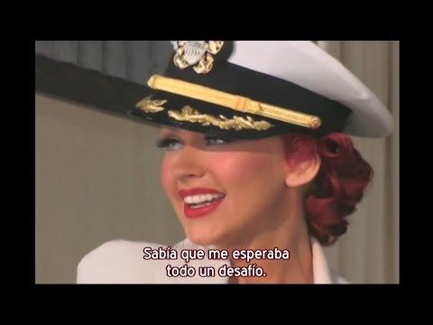 """Christina Aguilera - Especial Making of video """"Candyman"""" - Parte 1 HD (Subtítulos español)"""