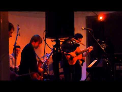 Ralfe Band Parkbench Blues -Oxford '12