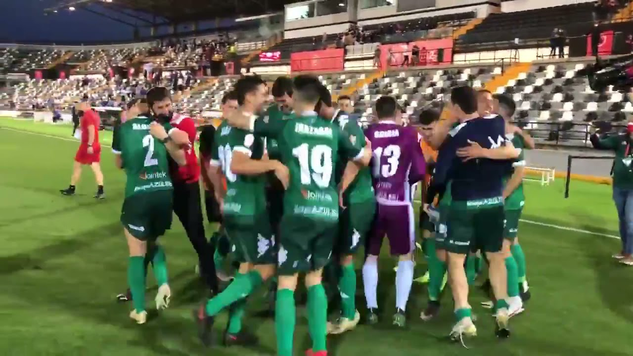 El Amorebieta derrota al Linares y se acerca al sueño del histórico ascenso a Segunda A