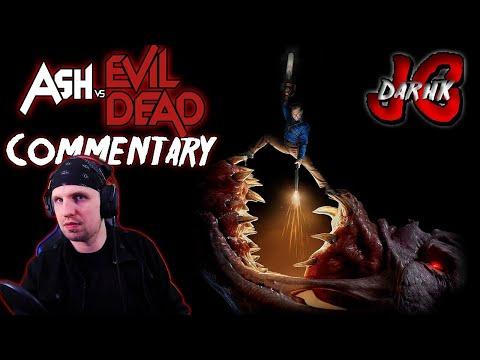 Ash vs The Evil Dead - Season 3 - Episodes 7 - 10 - Commentary