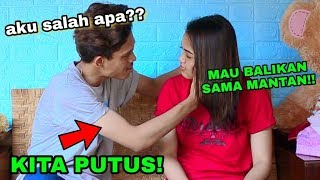 Video RENY MINTA PUTUS MAU BALIKAN SAMA MANTAN!! PUTUS BENERAN!! 😭 MP3, 3GP, MP4, WEBM, AVI, FLV April 2019