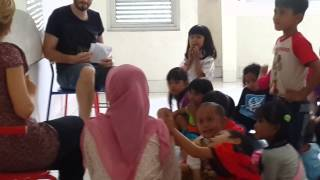Amira at interlingua edutainment cianjur