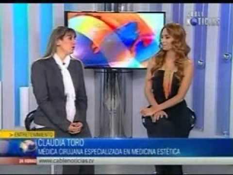 Claudia Toro MD  Medicina estética