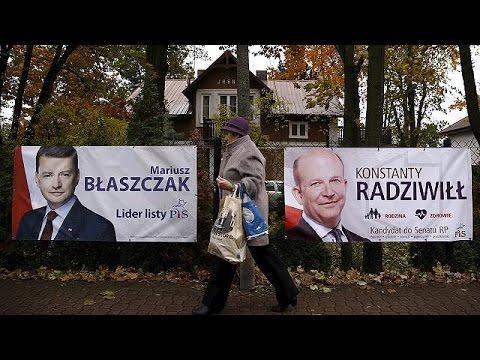 Πολωνία: Αντίστροφη μέτρηση για τις κάλπες