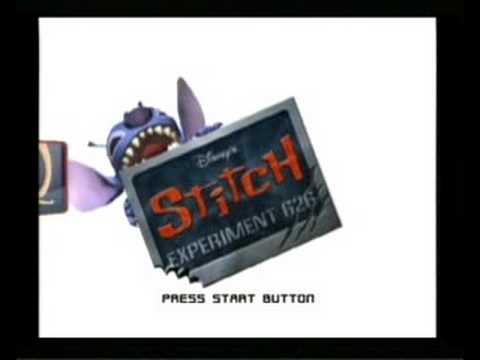stitch experiment 626 ps2 part 7 final disney s stitch experiment 626