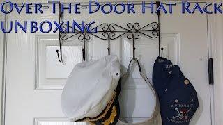Rbenxia Over the Door 5 Hook Rack Unboxing