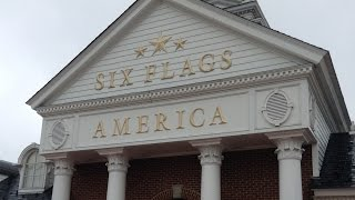 Largo (MD) United States  City pictures : Review of Six Flags America HD Upper Marlboro, Maryland